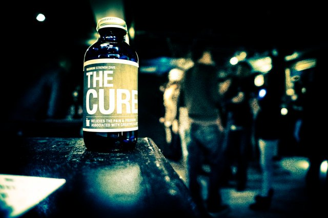 3-The Cure